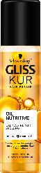 Schwarzkopf Gliss Kur Express-Repair-Conditioner Oil Nutritive