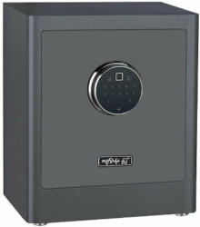 "Tresor ""MySafe 350 Premium"", Zahlenkombination & Finderabdruck, grau grau | 35 cm | Fingerabdruck, Zahlenkombination"