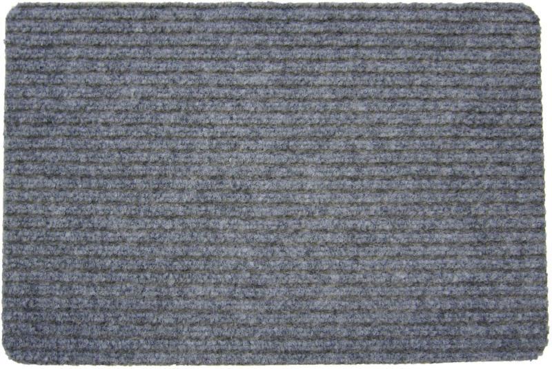 Fussmatte Mona in Grau ca. 25x60cm