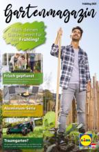 Gartenmagazin Frühling 2021