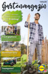 Lidl Österreich Gartenmagazin Frühling 2021 - bis 06.05.2021