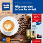 Konsum Dresden Wöchentliche Angebote - bis 27.02.2021