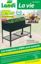 LANDI Gazette semaine 08