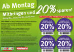 Feneberg Feneberg: Mitbringen und 20% sparen! - bis 03.03.2021