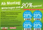 Feneberg Feneberg: Mitbringen und 20% sparen! - bis 10.03.2021