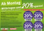 Feneberg Feneberg: Mitbringen und 20% sparen! - bis 24.03.2021
