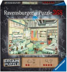 Ravensburger EXIT Puzzle KIDS Im Labor 368-teilig -