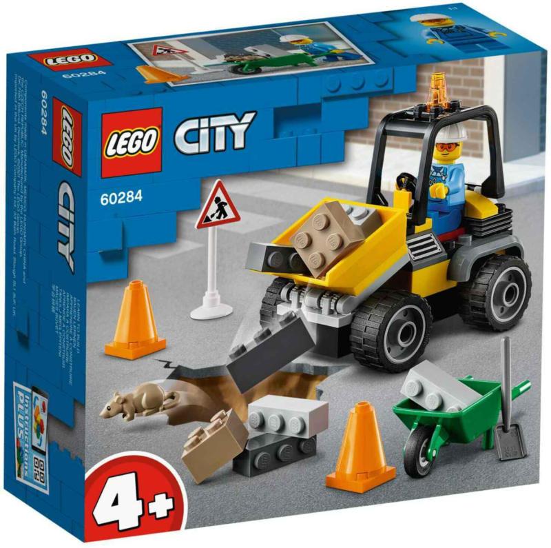 LEGO City Baustellen-LKW 60284 -