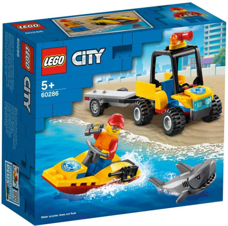 LEGO City Strand-Rettungsquad 60286 -