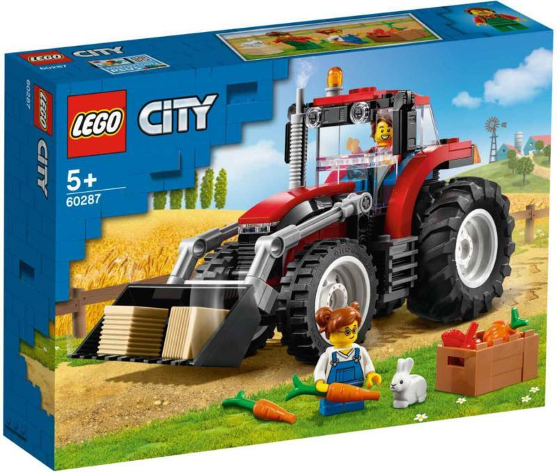 LEGO City Traktor 60287 -