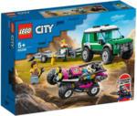 OTTO'S LEGO City Le transport du buggy de course 60288 -