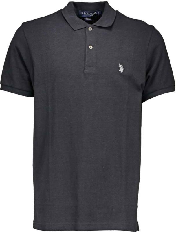 US Polo Herren-Poloshirt Pique -