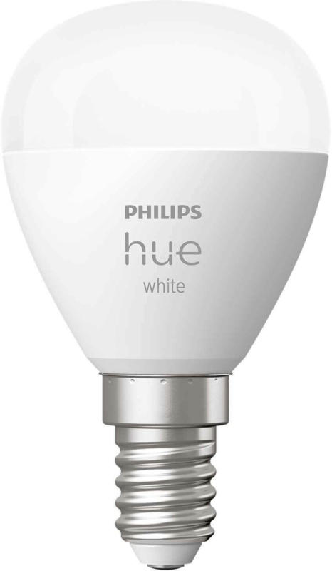 Philips Hue White 5.5 W Tropfenform P45 E14 -