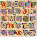 OTTO'S Puzzle en bois Alphabet -