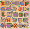 Puzzle di legno lettere -