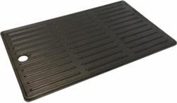 Grillplatte für 4-Brenner-Grills  26x1x43,5 cm
