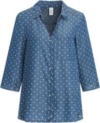 Damen Bluse mit Punkte-Allover (Nur online)