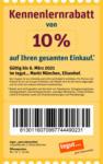 tegut… gute Lebensmittel Kennenlernrabatt von 10% - bis 06.03.2021