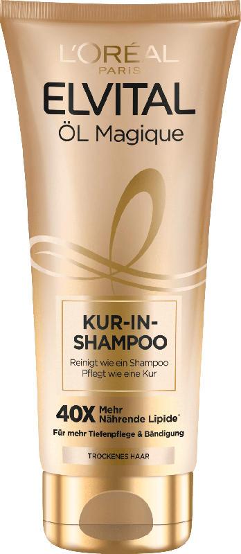 Elvital Shampoo KUR-IN-SHAMPOO Öl Magique