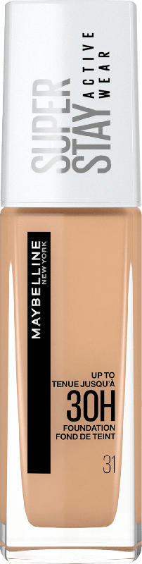Maybelline New York Make-up Super Stay Active Wear Foundation 31 Warm Nude