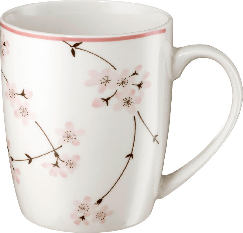 Dekorieren & Einrichten Kaffeebecher Kirschblüte