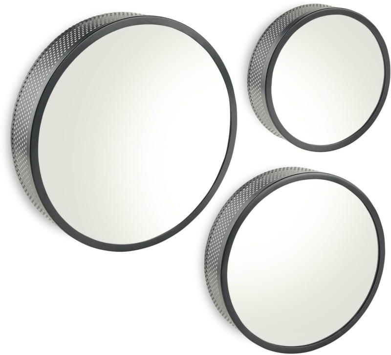Wanddeko Mirror, 3er-Set