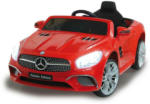 Möbelix Kinderauto Ride-On Mercedes-Benz Sl 400 Rot