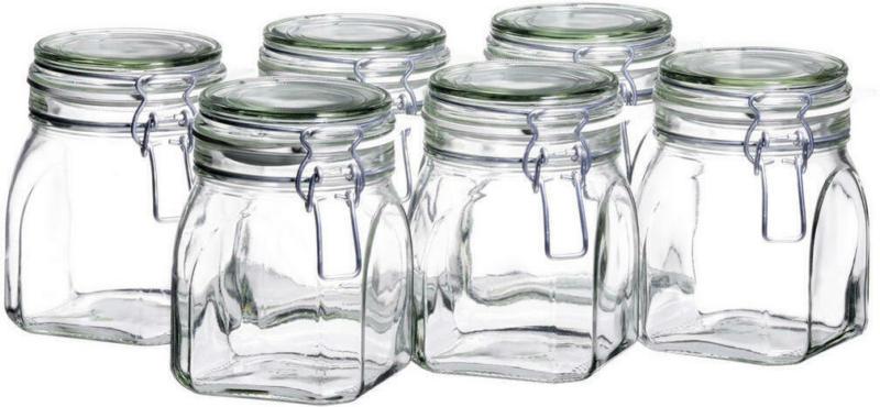 Einmachglas-Set Gothika