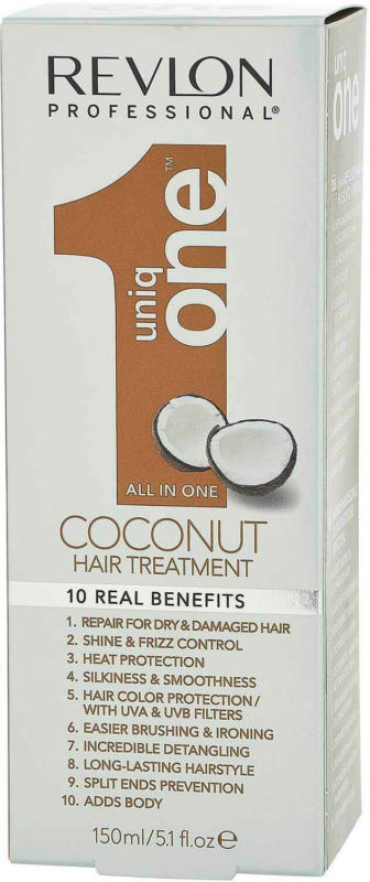 Revlon Uniq One Hair Treatment Coconut 150 ml -