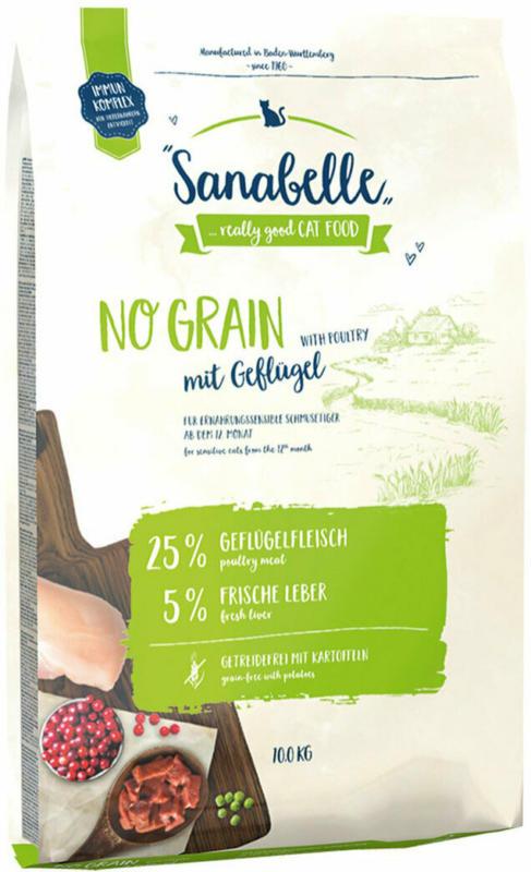 No Grain Geflügel 10 kg 10000 g