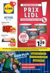 Lidl Lidl Actuel - au 03.03.2021