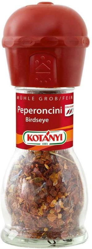 Kotányi Chili Birdseye Mühle