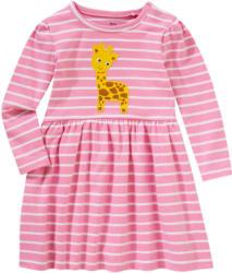 Mädchen Kleid mit Giraffen-Motiv (Nur online)