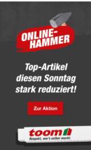 Toom: Online-Hammer