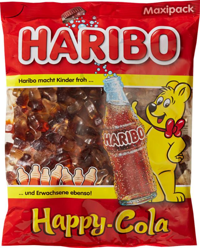 Haribo Happy Cola, Original, 1 kg