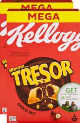 Kellogg's Tresor Choco Nut, 2 x 660 g