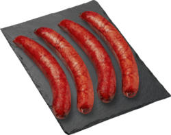 Schüblig Gallus, rouge, 4 x 160 g