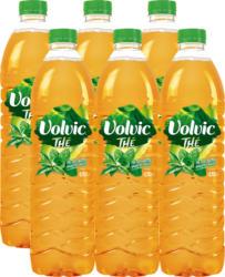 Thé vert Menthe Volvic, 6 x 1,5 litre