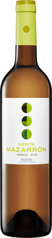Venta Mazarrón Verdejo D.O. Rueda, 2019, Rueda, Spagna, 75 cl