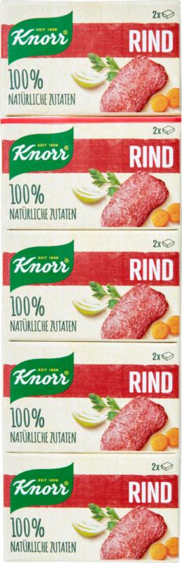 Knorr Rindsbouillon, Granulat, 100% natürlich, 230 g