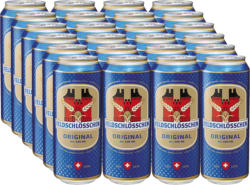 Bière Original Feldschlösschen, 24 x 50 cl