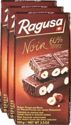 Tavoletta di cioccolata Noir Ragusa Camille Bloch, 3 x 100 g