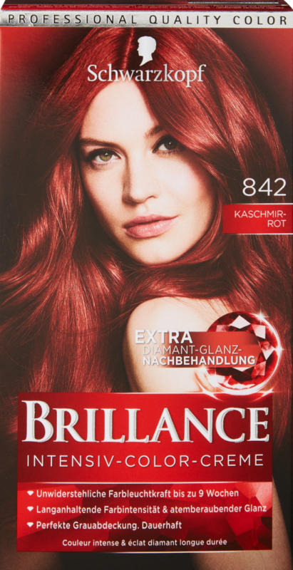 Schwarzkopf Brillance, 165 ml