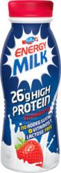 Boisson High Protein Energy Milk Emmi, Fraise, 330 ml