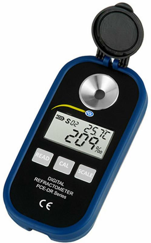 """Refraktometer """"PCE-DRH 1"""", Zuckergehalt/Wassergehalt von Honig"""