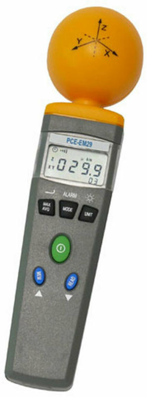 "Strahlungsmessgerät ""PCE-EM 29"""