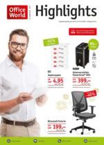 Office World Angebote