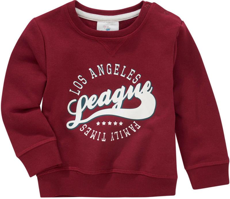 Baby Sweatshirt mit Message-Print (Nur online)