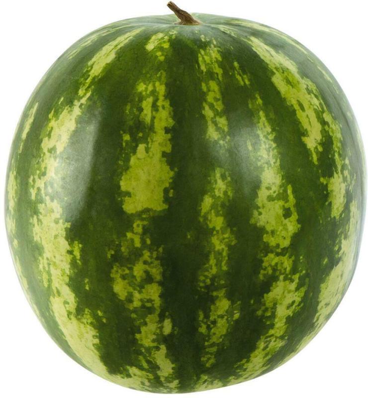 Wassermelone im Ganzen aus Brasilien