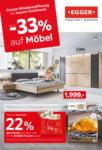 Möbel EGGER Möbel Egger Angebote - bis 14.03.2021